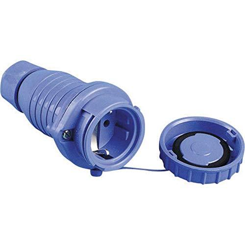 ABL Sursum 626002 Schutzkontaktkupplung Kunststoff druckwasserdicht 230 V Blau IP68