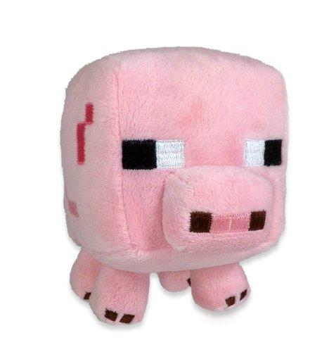 Minecraft 16526 - Plüschfigur Babyschwein