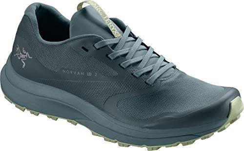 Arc'teryx Norvan LD 2 Shoe Damen | Traillaufschuh, (Meta/Bioprism), 40.5 EU