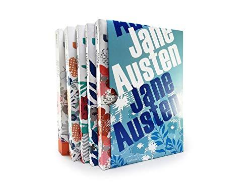 Box - Jane Austen - 05 Volumes
