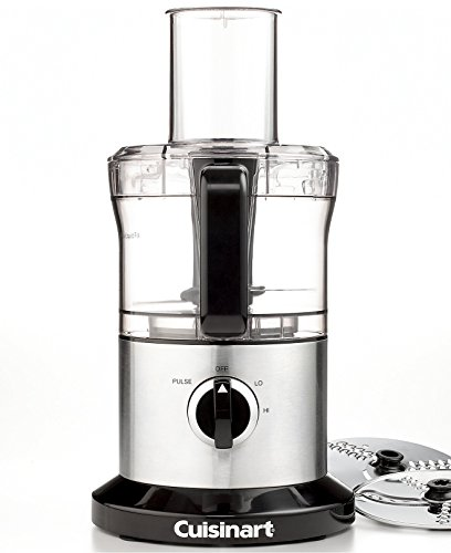 Cuisinart DLC-6FR 8 Cup Food Processor, Stainless...