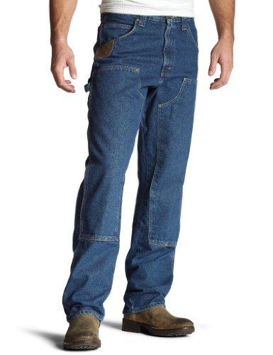 Wrangler Riggs Workwear Men's Utility Jean,Antique Indigo,34X34 (Riggs Utility Jeans)