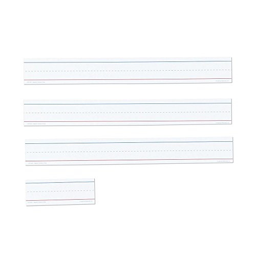 Learning Resources Magnetic Sentence Strips, Write & Wipe