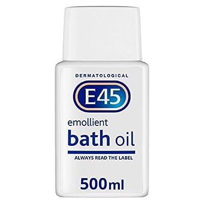 Aceite de baño emoliente