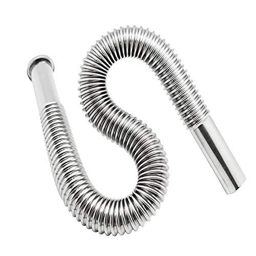 N/T Flexibler Ablaufschlauch Universal Spüle Abflussrohr Für Küche Spüle Bad Waschbecken Ablauf