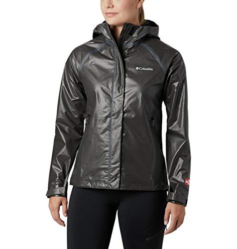 Columbia Women's Outdry Ex Blitz Jacket, Black,Medium