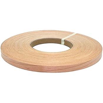 """Mahogany pre glued 13//16/""""x50/' Wood Veneer edgebanding"""