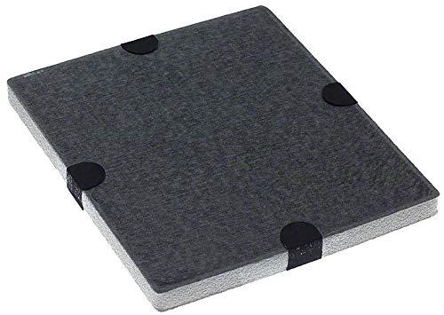 ZEMEX ZXCF32 Filtro de carbón activo para campana extractora Miele DKF12-1 DKF 12-1 DA269-4 DA279-4 DA390 DA420 DA399 DA400 DA406 y más