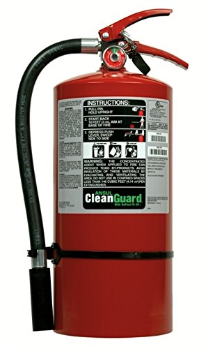 Ansul CLEANGUARD Fire Extinguisher (9 LB)