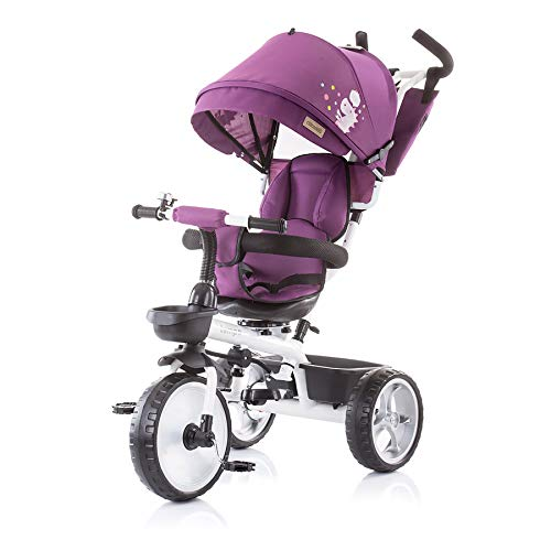 Chipolino Triciclo Infantil Tempo Amethyst