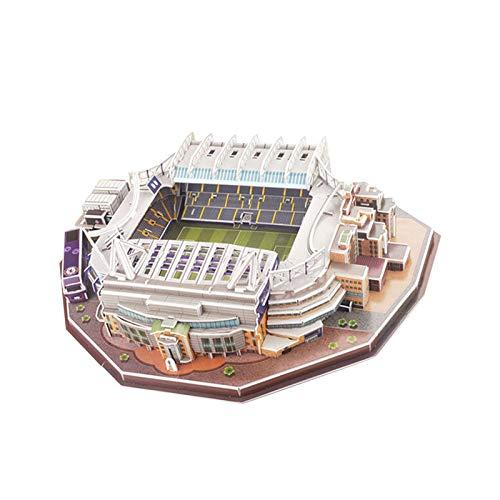 LOVOICE Puzzle 3D du Stade - Stadium 3D Puzzle Foot Maquette Stade De Foot Puzzle pour Enfants Adultes