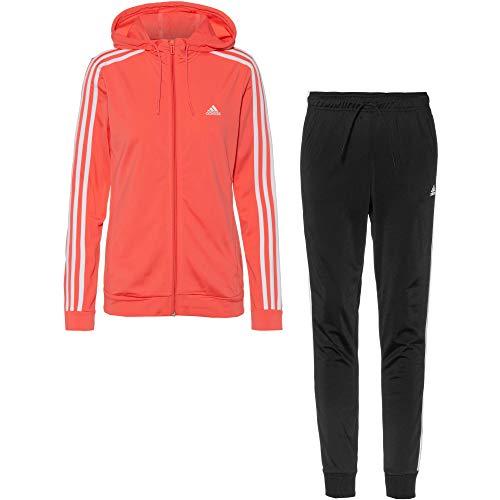 adidas Damen Trainingsanzug rosa XL