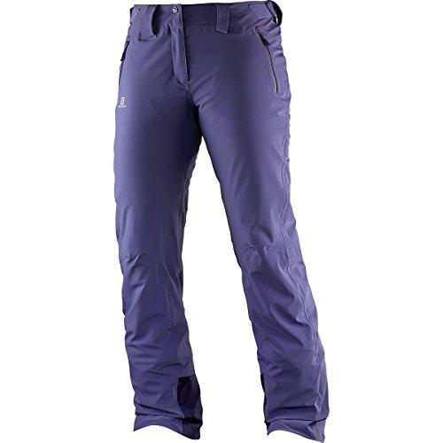 Salomon Iceglory W Daybreak - broek voor dames, kleur grijs, maat XS/L
