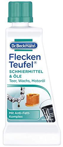 Dr. Beckmann Fleckenteufel Schmierfett, Öl, Teer, Wachs 50 ml
