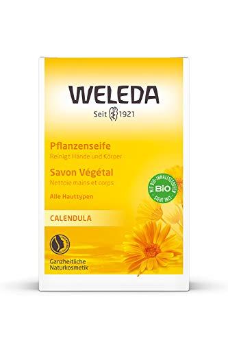 ヴェレダ WELEDA ヴェレダ カレンドラ ソープ 100g