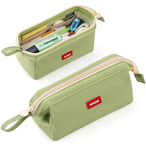 CICIMELON Pencil Case Large Capacity Pencil Pouch Pen Bag for School Teen Girl Boy Men Women...
