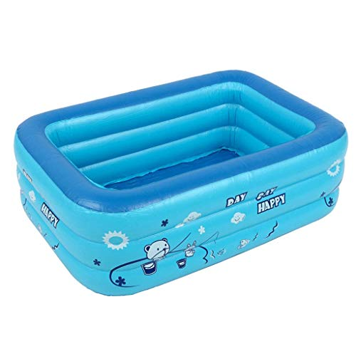 APcjerp 120/130 / 150cm bañar a los niños Bebé de la Tina Plaza Home Uso Piscina for niños Piscina Inflable Piscina Inflable (Tamaño: S) Hslywan (Size : Large)