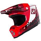 Kenny Crosshelm Performance Red/Candy-M