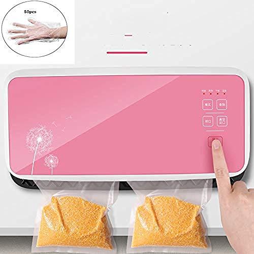 Vacuümafdichters Huishoudelijke kleine draagbare spaarpot Keuken Duurzame verpakking Voedselverzegelaar Machine voor kamperen Droog en vochtig vers voedsel