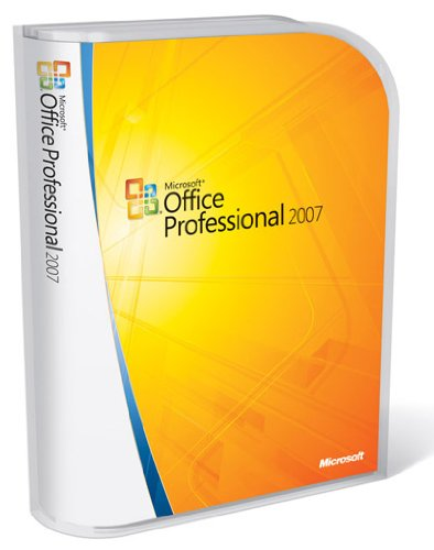 Office Professional 2007 Upgrade deutsch [Import allemand]