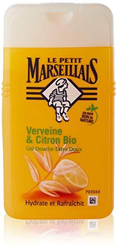 Le Petit Mars illais Dusch Verveine et citron Fer millepertuis et citron 250ml