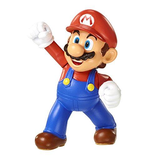 Nintendo Mini Figura (6cm) W3–Mario