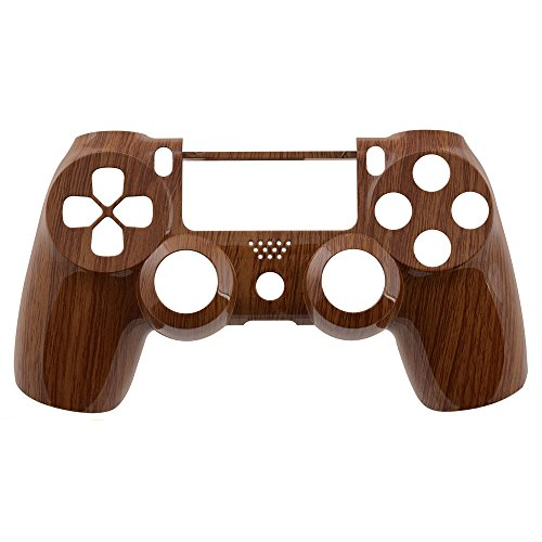 PS4 Controller-Oberschale für alte Modelle (Holz)