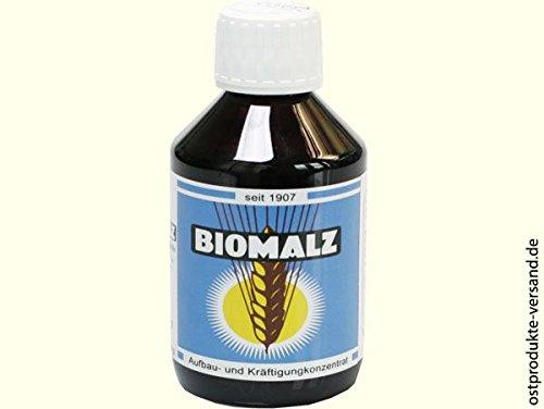 Gerstenmalz Biomalz Konzentrat 275g   DDR Kultprodukte   DDR Artikel