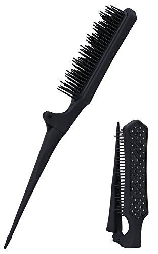 Mini peigne brosse à cheveux, Peigne à cheveux portative pour démêler les cheveux.