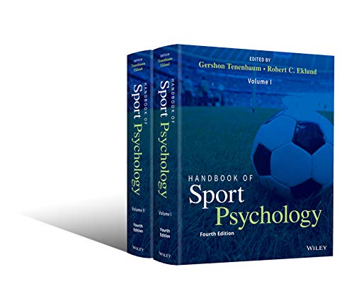 Handbook of Sport Psychology, 2 Volume Set