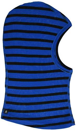 Odlo Face Mask Originals Warm Cagoule Mixte Adulte, Multicolore (directoire blue - black - stripes), Taille Unique