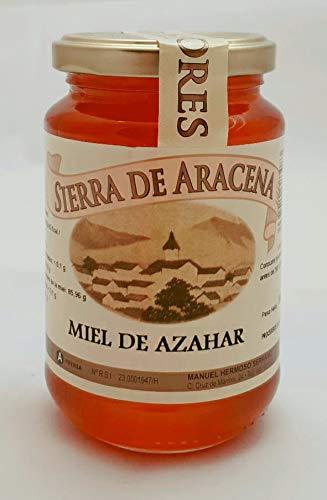 Miel de Azahar: Miel Natural de Alta Calidad de elaboración artesanal en el Parque Natural de la Sierra de Aracena y Picos de Aroche