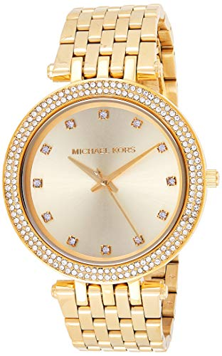 Michael Kors Darci Dial Gold One Size