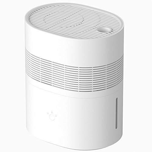 Humidificador,Temperatura Constante Inteligente, Control por Voz, Conveniente Adición De Agua, Capacidad De 2.2L En Espera Durante 19 Horas, Spray De 240ML / H