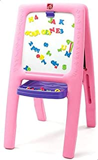 Step2 Easel for Two Learning and Educational Toy [Pink, 799900 ]