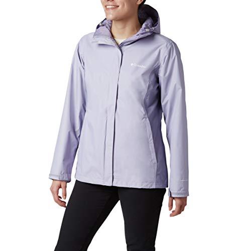 Columbia Women's Arcadia II Jacket Outerwear, -twilight/ dusty iris, Medium