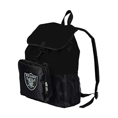 "NFL Las Vegas Raiders ""Capitol"" Backpack, 18"" x 5.5"" x 12.5"""