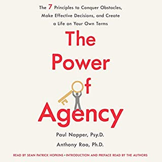 The Power of Agency audiobook cover art