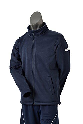 GM Pantalon de Formation Wear Leisure Veste pour Homme, Femme, Training Wear, Bleu Marine, 42