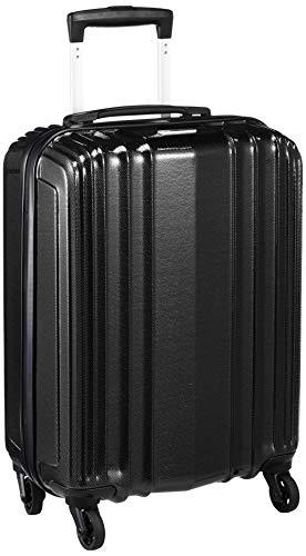 [ワールドトラベラー] スーツケース ババロ ブランド史上最軽量モデル 新素材「PCファイバー」採用 2.3kg 30L 06621 機内持ち込み可 46 cm ブラック