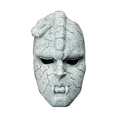 Máscara de Halloween Jojo Aventura fantástica máscara de