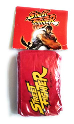 Street Fighter Rot Haarband LC Exklusive