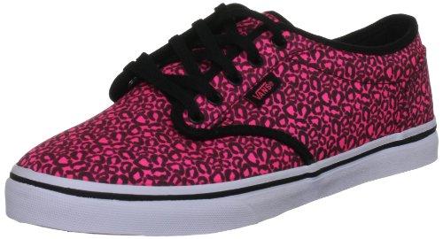 Vans Damen Butyans Atwood Low Zehenkappen, Pink (Cheetah/Neon Pink/Black), 40 EU