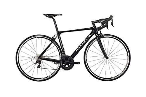 Storck Bicycle Aernario Comp 105 Black Glossy Rahmengröße 51cm 2016 Rennrad