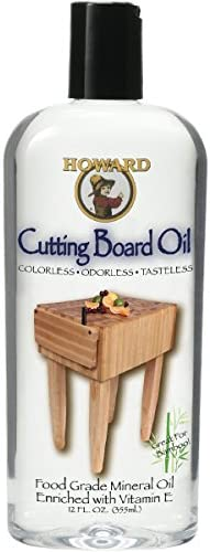 Top 10 Best bartow and sons vegan cutting board oil 12oz Reviews