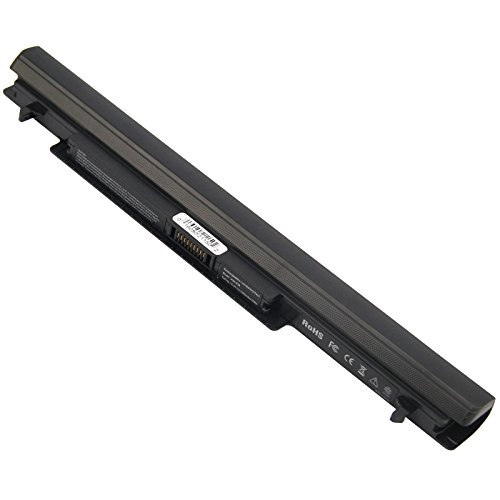 Laptop Battery Replace for Asus Ultrabook A46 A56 K46 Fits: A41-K56 A32-K56 A41-K56 A42-K56 Battery - 12 Months Warranty [Li-ion 4-Cell 14.8V 2200mAH]