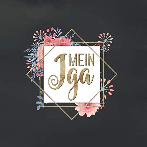 Mein JGA: Erinnerungsalbum für den Junggesellinnenabschied | Erinnerungsbuch mit viel Platz für Bilder und Sprüche