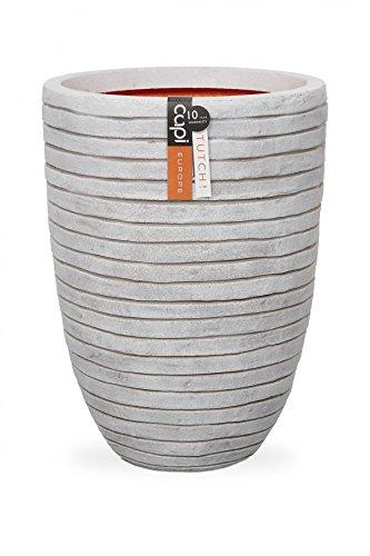Capi krwi782Nature Vase Elegante Niedriger ruderstange, elfenbeinfarben, 91,4x 119,4cm