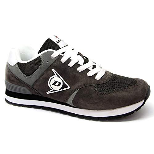 Dunlop DL0203004-43 Flying Wing Zapato de trabajo y ocupación, carbón, talla 43 🔥