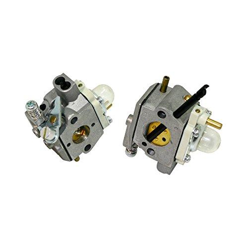 Husqvarna-351580 - Carburateur pour débroussailleuse McCulloch Cabrio 320 / 321 / 340 / 341 / 380 / 390, Partner B340 / 341 / 390, remplace pièces242949,538242949